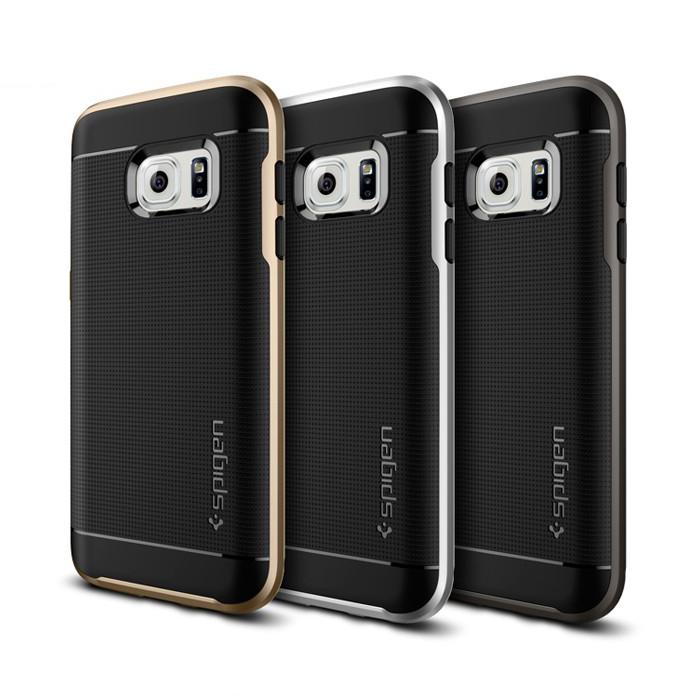 new arrival 4a23b 6ce93 Spigen Neo Hybrid Case for Galaxy S7/S7 Edge