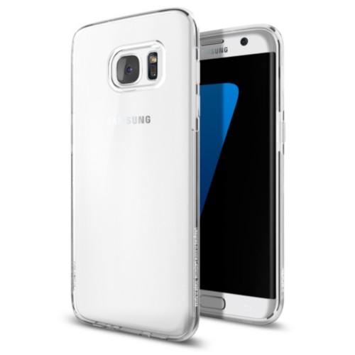 the latest cb294 e9ee1 Spigen Air Skin Liquid Crystal Case for Galaxy S7/S7 Edge - Clear