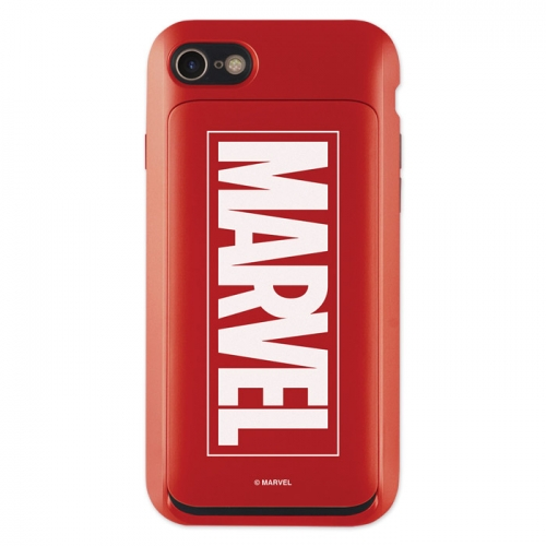 on sale 3194b 56428 Marvel Glow-in-the-Dark i-Slide Case for iPhone 7/7 Plus