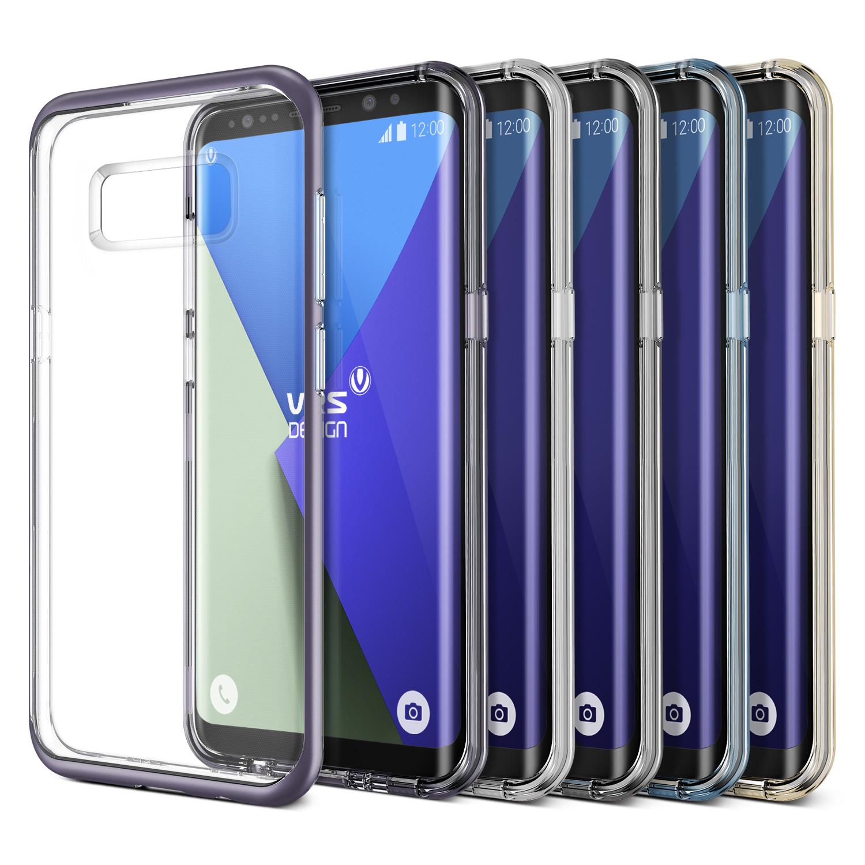 VERUS/VRS Crystal Bumper Case for Samsung Galaxy S8/S8 Plus