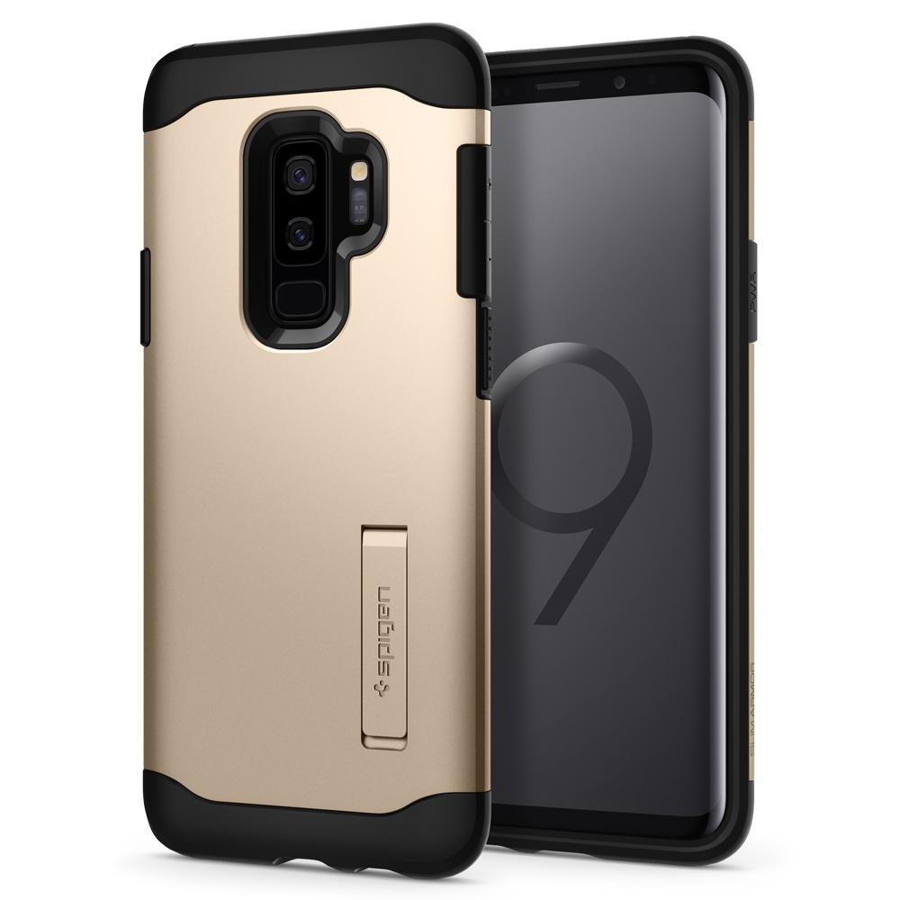 new product 5bedf da9d5 Spigen Slim Armor Case for Galaxy S9/S9 Plus