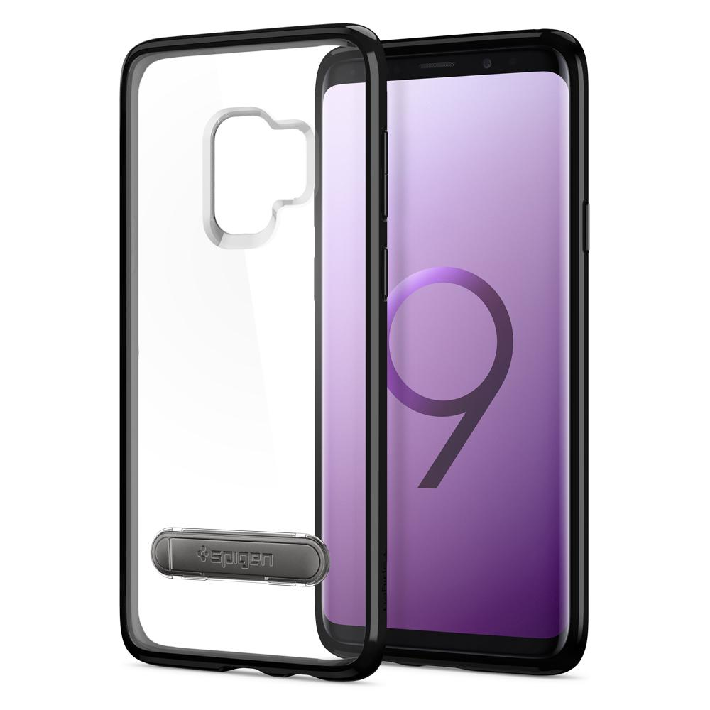 Original Spigen Ultra Hybrid S Case For Galaxy S9 Plus Zoarah Series Samsung Note 8