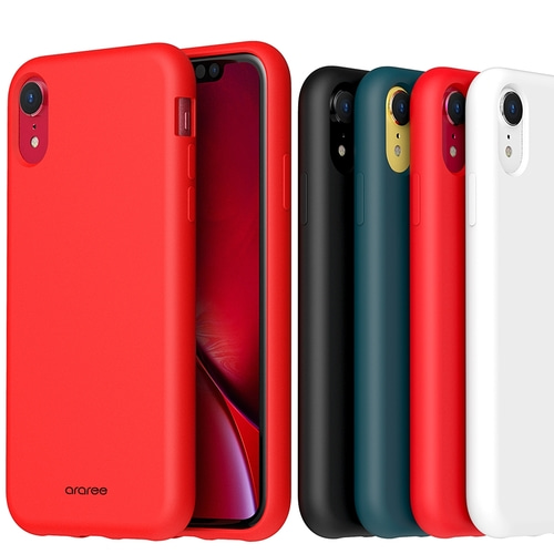 best authentic 98d72 776eb Araree Typo Skin Case for iPhone XR