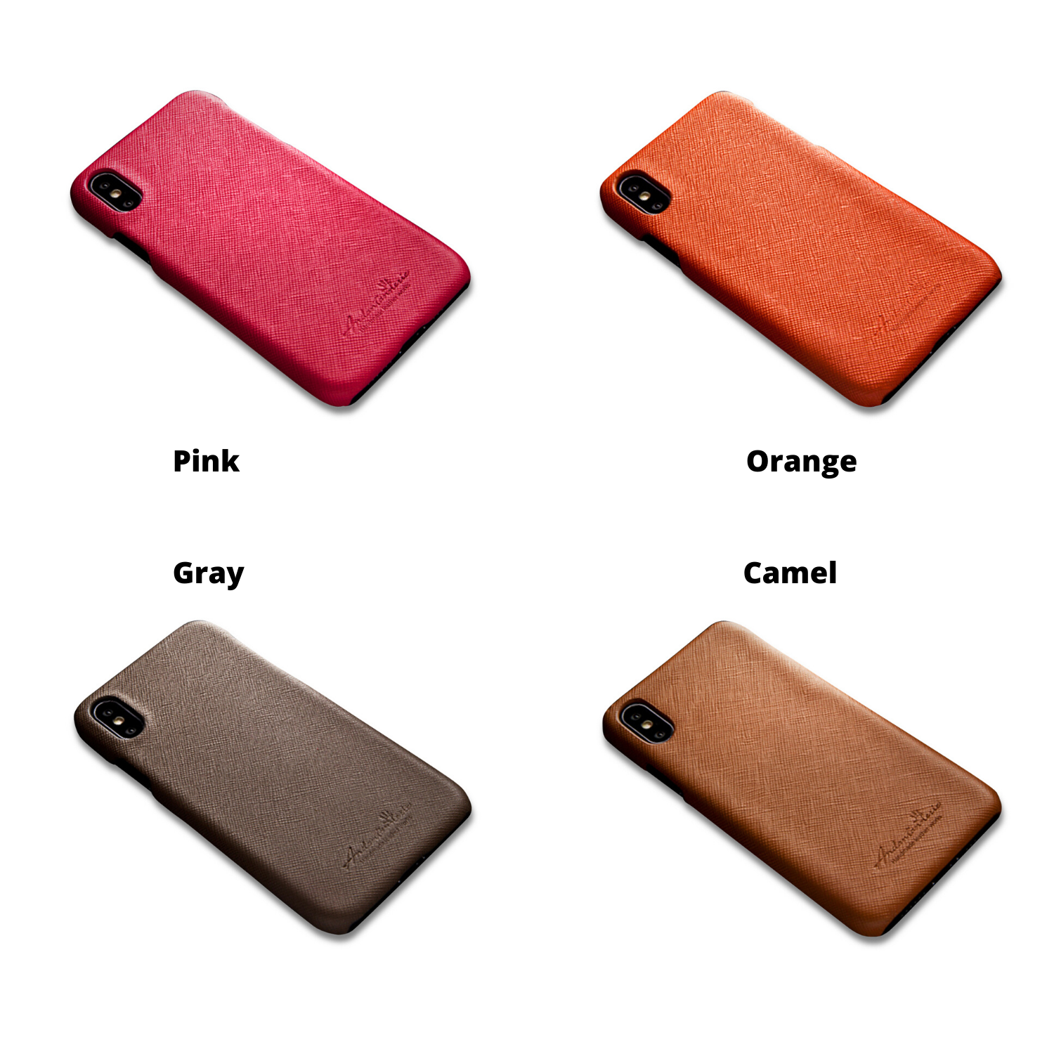 Personalised Cover for Fairphone 3 2, Leather Case Sleeve